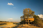 Lion Camp, South Luangwa, Sambia