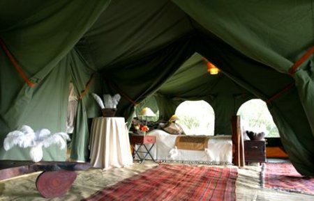 Sala's Camp - Honeymoon Tent