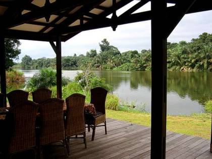 evengue lodge- loango